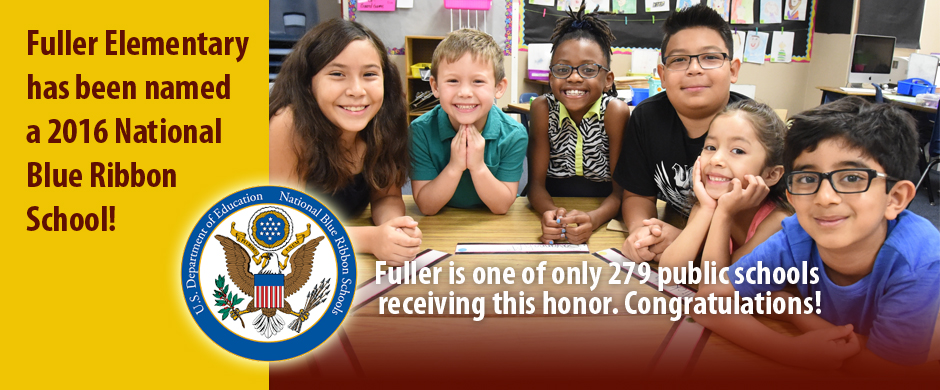 Fuller_National Blue Ribbon School_Banner_940x390