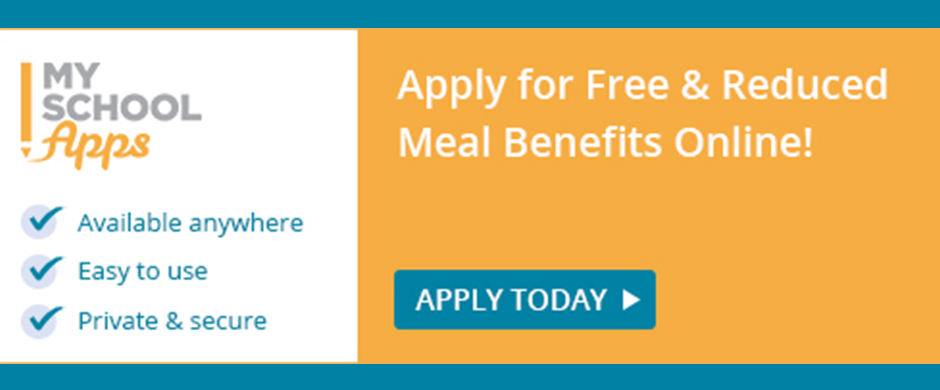 Meal Benefits Banner Apply today