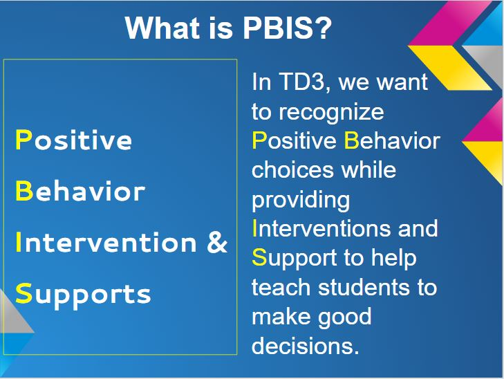 TD3 What is PBIS