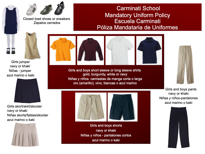 Carminati Dress Code